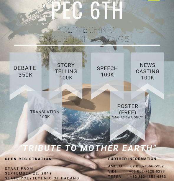 Polytechnic English Challenge 6th (Poster Competition)